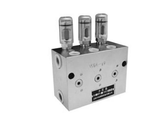 VSG-KR系列双线分配器|给油器