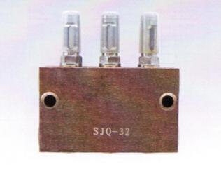 SJQ系列双线给油器(10MPa)-干油分配器