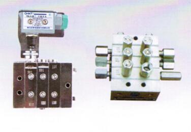 KJ、KM、KL系列单线递进式分配器(7~21MPa)