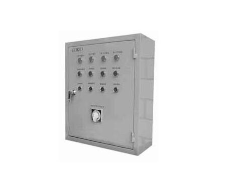 GDK03型电气控制箱(40MPa)